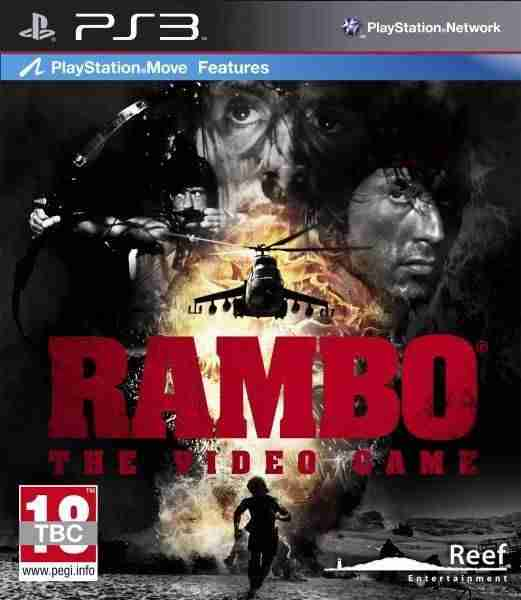 Descargar RAMBO The Videogame [MULTI][Region Free][FW 4.4x][DUPLEX] por Torrent